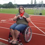 Four Gold Medals for Sophie