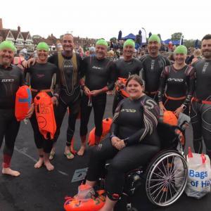 Thames Marathon Swim