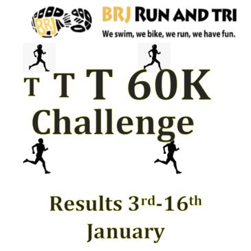 60K Challenge – Week 1