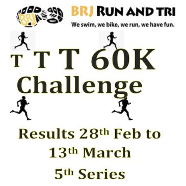 Fifth & Final Tier Four Team Trial