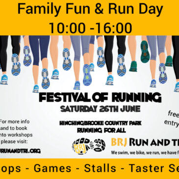 Find out more about running and book your free workshop place